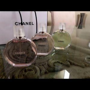 Chance Chanel Bundle
